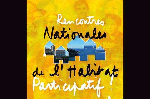Rencontres nationales de l'habitat participatif 2017