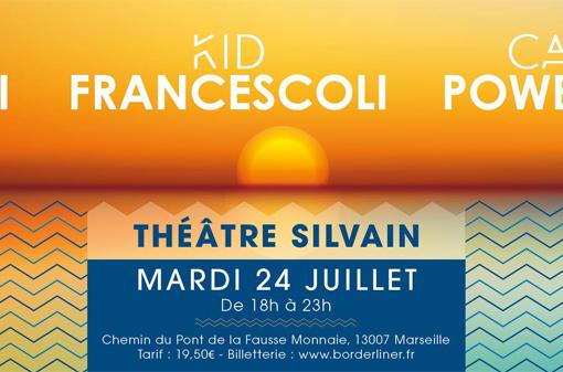 Kid Francescoli / CPC / Malik Djoudi / Borderline