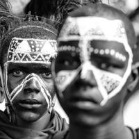 Les guerriers Massaï