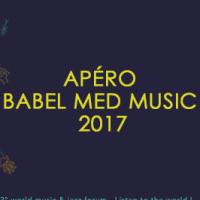 APÉRO BABEL MED 2017