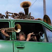 La Musique tsigane, d'Est en Ouest, d'Orient en Occident